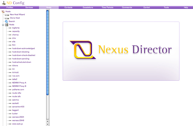 Nexus Director Screenshot11